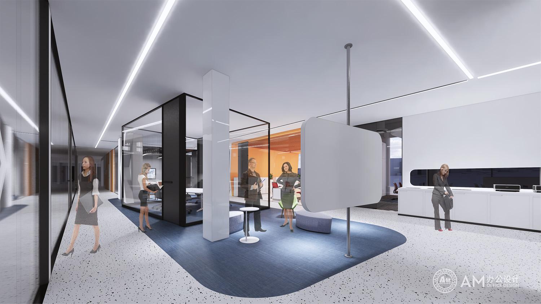 AM设计 | 山东金茂机械有限公司总部办公室设计